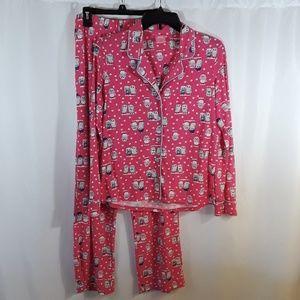 NWOT Jenni Two-Piece Pajama Set
